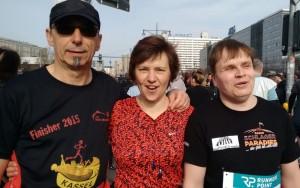 Berliner Halbmarathon 2016